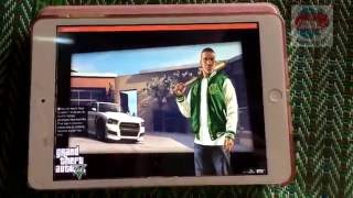 How to Play GTA V on iOS (Steam) Easy Way 2017 VPROGAME FOR iPone iPad iPhone Android