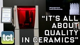 It's All About Quality In 3D Printed Ceramics - Lithoz