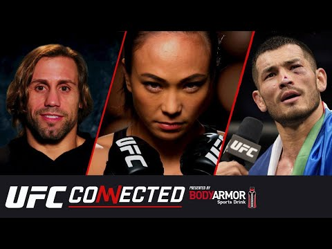UFC Connected: Махмуд Мурадов, Юрая Фэйбер, Мишель Уотерсон, Марк О. Мадсен