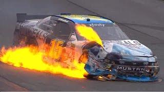 NASCAR's Wildest Fires