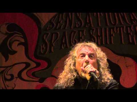 """Black Dog"" - Robert Plant and the Sensational Space Shifters"