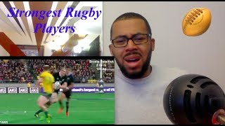 Strongest Rugby Players