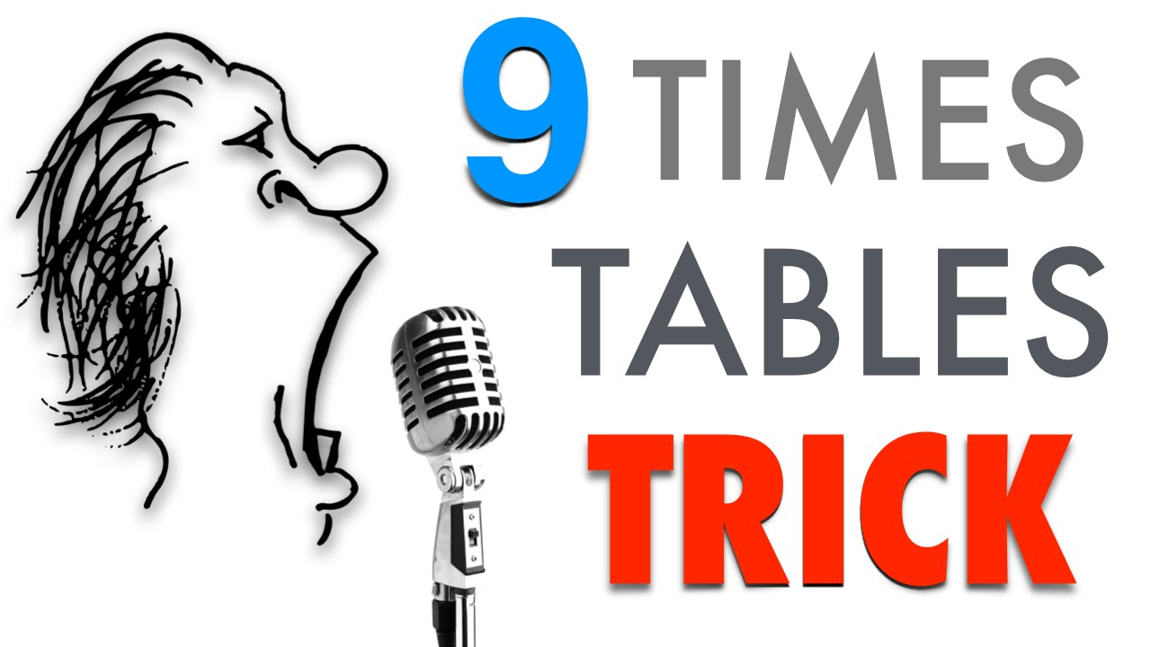 Tricks to learn times tables 8 you ll never f ive your for 11 times table rap