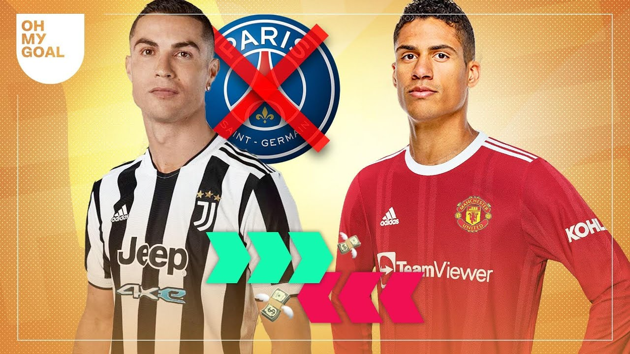 CR7 staying at Juve, Ramos wants to keep Mbappé at PSG, Varane to Man United? | Let's Talk Transfers