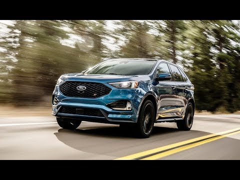 2019 Ford Edge - The Bigger, Better Escape