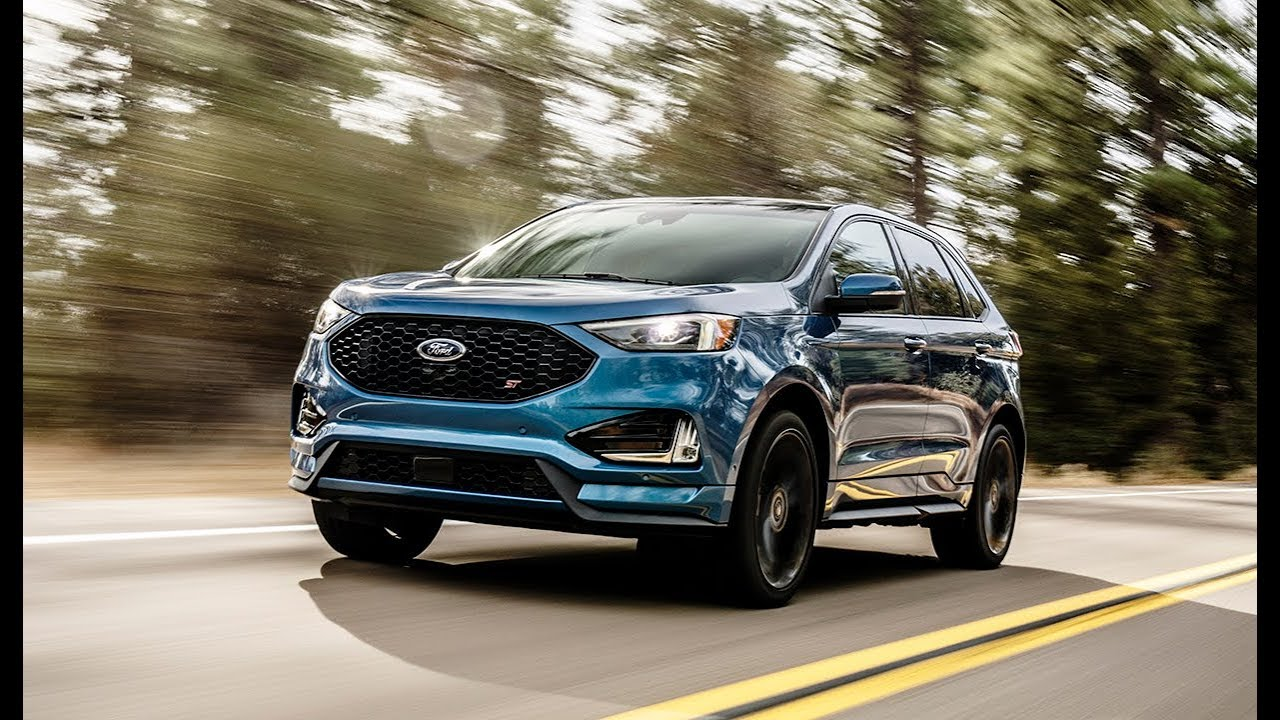 2020 Ford Edge Review.2019 2020 Ford Edge The Bigger Better Escape