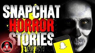 5 True Snapchat HORROR Stories - Darkness Prevails