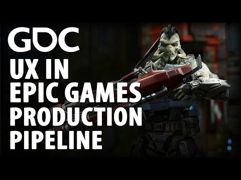 How We Introduced UX to Epic Games' Production Pipeline