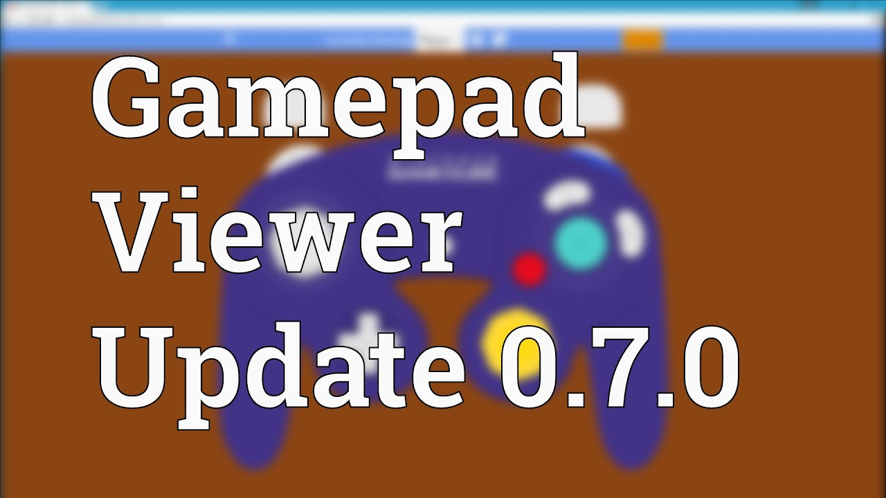 Gamepad Viewer