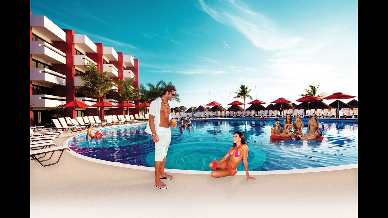 adult only) temptation resort & spa cancun, mexico - unravel