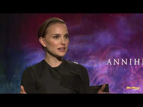 Natalie Portman: Why's It Strange That Girl Power Fuels 'Annihilation'?
