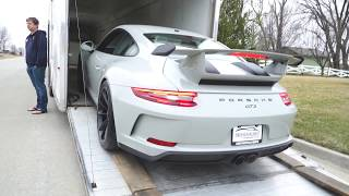 Porsche 991.2 GT3 Delivery Day Continued!