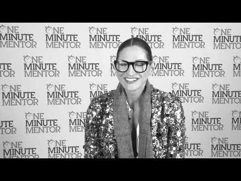 Hearst One Minute Mentor: Jenna Lyons on Collaboration