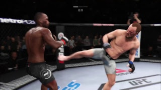 ULTRA REAL | EA Sports UFC 3 | Leon Edwards vs. Gunnar Nelson