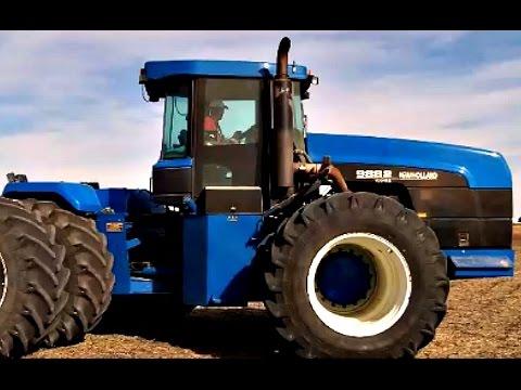Смешные видео с тракторами видео ::