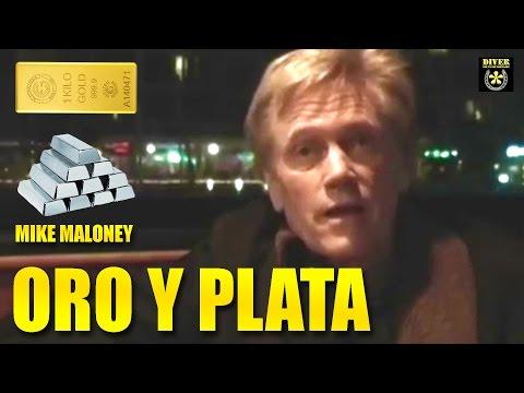 Oro y Plata, cómo invertir? Mike Maloney Español Doblado/ Documental sobre Metales Preciosos.