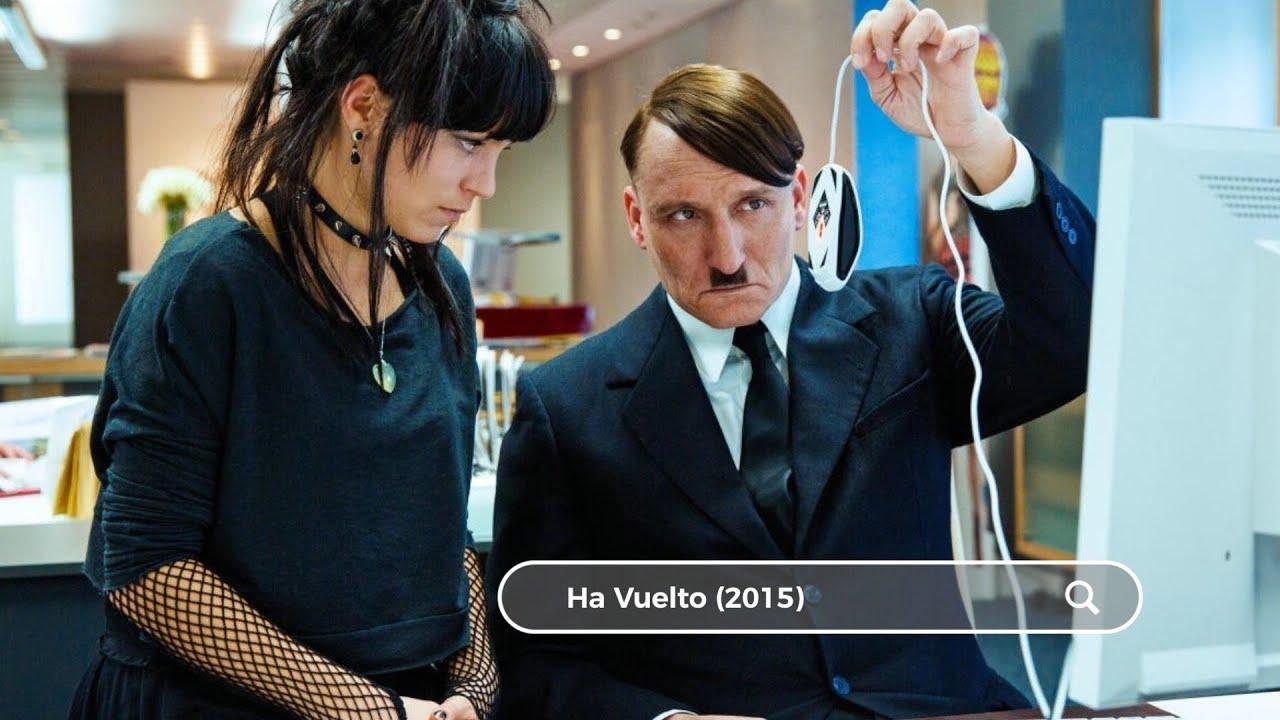 HA VUELTO: Cómo reaccionaba la gente cuando veía a Hitler