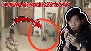 Gambar cover BONEKA BISA GERAK ?😱 - 5 PENAMP4K4N CCTV PALING MENGERIKAN