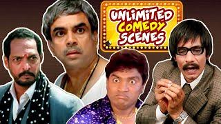 Escenas de comedia ilimitadas - Dhol - Phir Hera Pheri - Bienvenido - Awara Paagal Deewana - Bienvenido