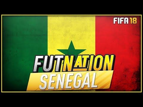 FIFA 18: FUTNATION (SEASON 3) SENEGAL #61