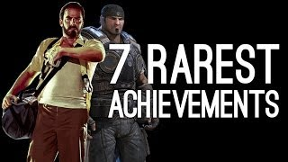 Repeat youtube video The 7 Rarest Achievements in Your Favourite Xbox 360 Games