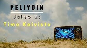 Peliydin - Jakso 2: Jyväskylän kaupunginjohtaja Timo Koivisto