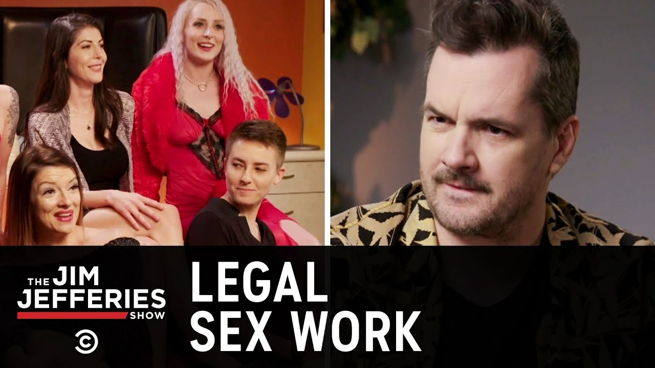 Sex Work Should Be Legal