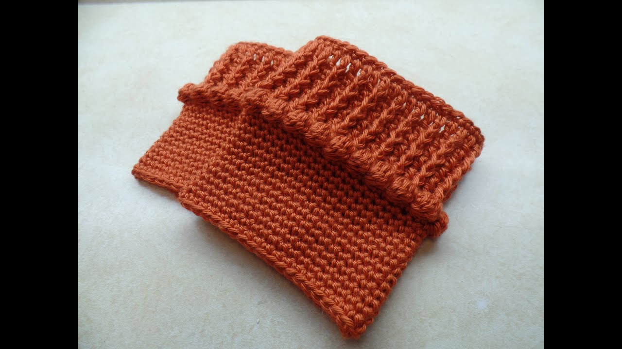47 Crochet Boot Cuffs Pattern - The Funky Stitch
