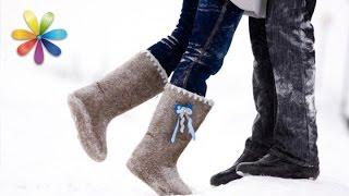 Мерзнут ноги: топ-3 методов, как согреться в мороз! – Все буде добре. Выпуск 919 от 23.11.16
