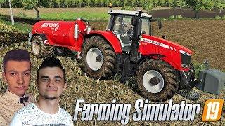 Mega nabytek na mojej farmie oraz akcja gnojowica ☆ FS 19 ☆ Sąsiedzkie Zmagania #19 ✔ MafiaSolecTeam