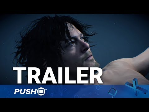 Death Stranding TGA 2017 Cinematic Trailer | PS4 | The Game Awards 2017