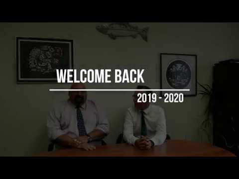 Welcome Back Comox Valley Schools
