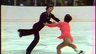 Legends of Soviet figure skating: Irina Rodnina and Aleksandr Zaitsev