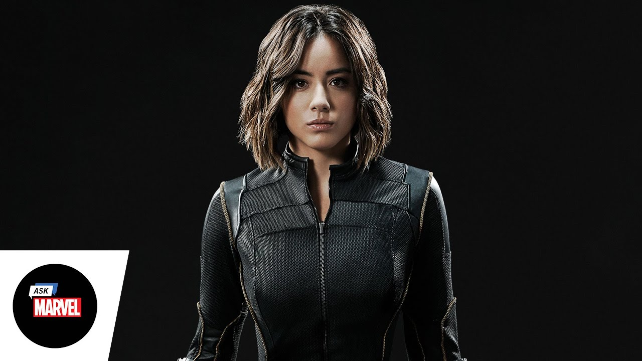 110d2118f9241 Ask Marvel: Chloe Bennet, Daisy Johnson — Agents of S.H.I.E.L.D.