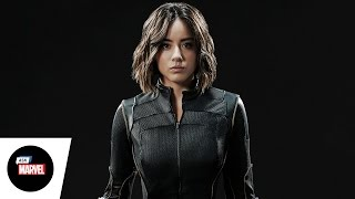 Ask Marvel: Chloe Bennet, Daisy Johnson — Agents of S.H.I.E.L.D.