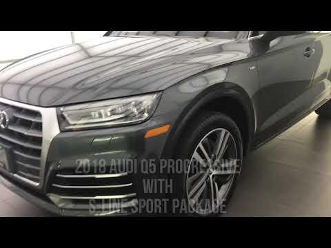 2018 Audi #Q5 Progressive #S-Line Canadian Spec