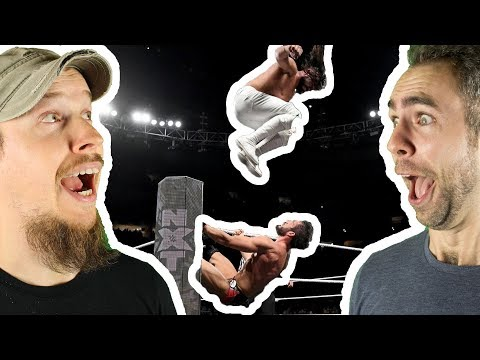WWE MATCH OF THE YEAR ALREADY?! NXT TakeOver: Philadelphia REVIEW! | WrestleRamble