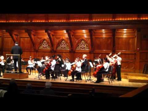 Dudamel Orchestera from Conservatory Lab Charter School, Brighton MA