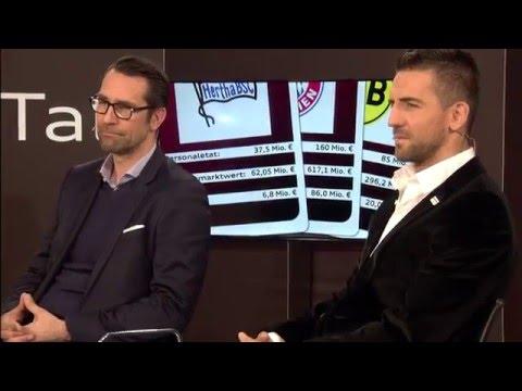 Audi Star Talk mit Michael Preetz und Vedad Ibišević - Die Sendung - Teil 2