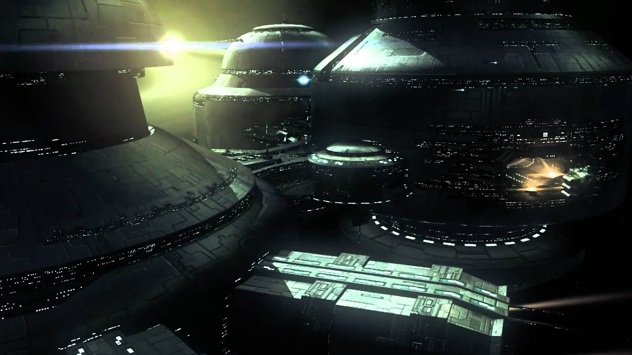 EVE Online Game Intro Movie