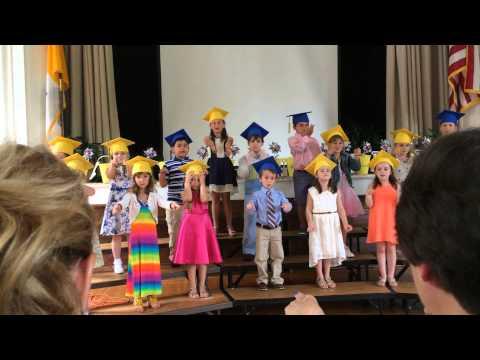So Long, Farewell...Kindergarten Graduation