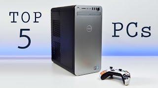 Top 5 Prebuilt Gaming PCs (2017)