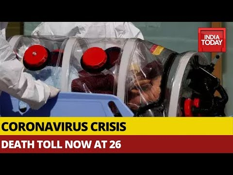 Coronavirus Crisis: Fresh Deaths From Kashmir, Gujarat Takes Death Toll In India To 26