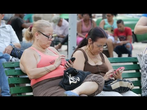 In Cuba, Internet Access Doesn
