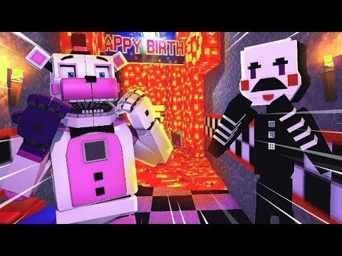 Disaster At The Sister Location!- Minecraft FNAF Roleplay