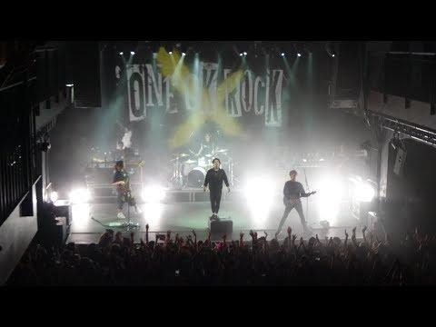 ONE OK ROCK (ワンオクロック) - Ambitions European Tour 2017 Zurich 01.12.17