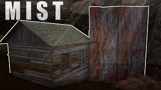 MINE ENTRANCE BASE! - Mist Survival Gameplay - Zombie Apocalypse Survival Game