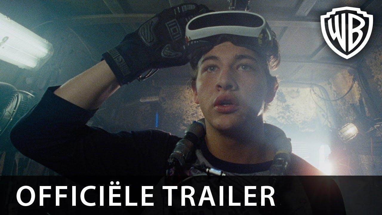 Ready Player One | Officiële trailer 1 NL | 29 maart in de bioscoop