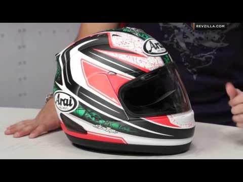 Arai Corsair V Nicky 4 Helmet Review at RevZilla.com