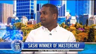 Sashi Cheliah On Winning MasterChef Australia 2018 | Studio 10